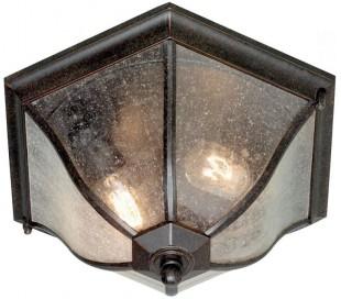 New England Loftlampe Ø36 cm 2 x E27 - Patineret bronze