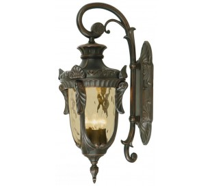 Philadelphia Væglampe H64 cm 3 x E14 - Antik bronze