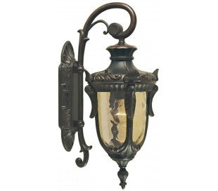 Philadelphia Væglampe H43 cm 1 x E27 - Antik bronze