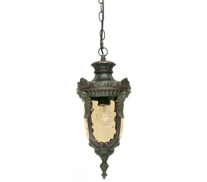Image of   Philidelphia Hængelanterne Ø19 cm 1 x E27 - Antik bronze