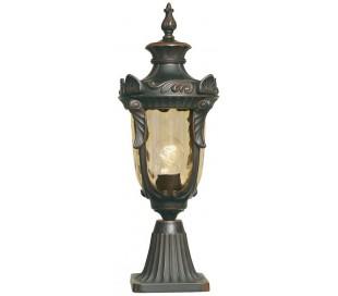 Philadelphia Halvmurslampe H54 cm 1 x E27 - Antik bronze
