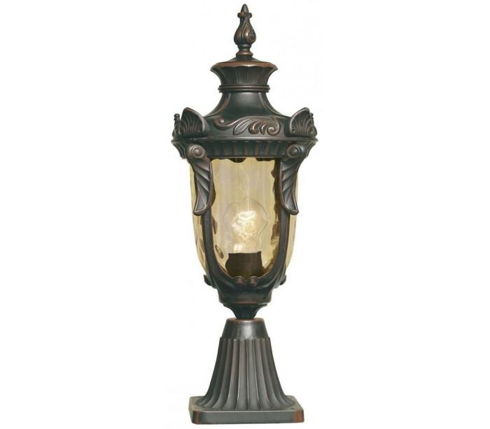 elstead lighting – Philadelphia halvmurslampe h54 cm 1 x e27 - antik bronze fra lepong.dk