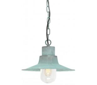 Sheldon Loftlampe Ø29,5 cm 1 x E27 - Verdigris