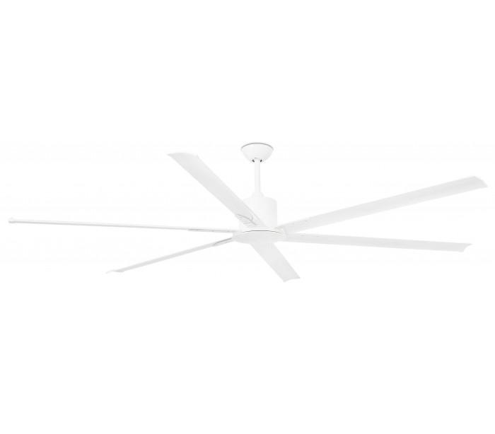 Andros loftventilator Ø213,3 cm – Hvid