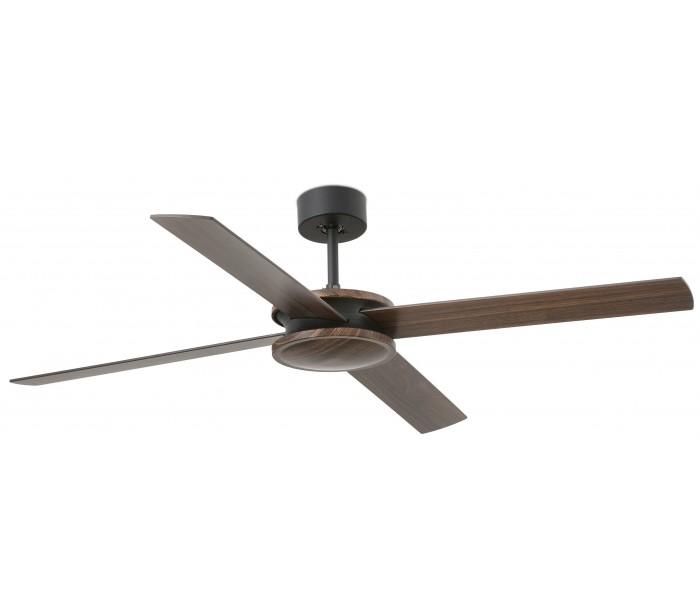 Polea loftventilator Ø132 cm – Brun