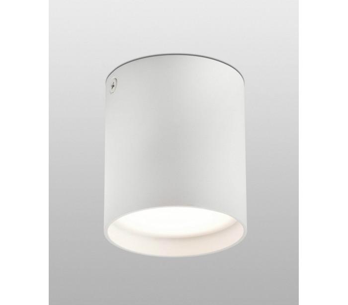 Haru påbygningsspot ø7 cm 6w smd led - hvid fra elstead lighting fra lepong.dk