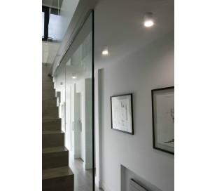 Haru påbygningsspot Ø7 cm 6W SMD LED - Hvid