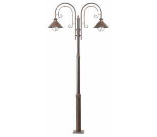 Nautica havelampe H225 cm 2 x E27 - Rust