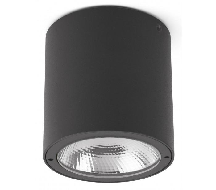 Image of   Goz påbygningsspot Ø9 cm 1 x CREE LED 8W - Mørkegrå