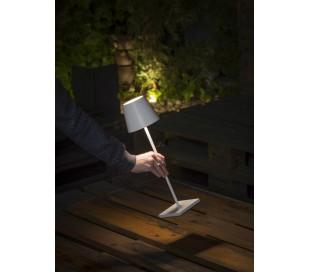 Toc Transportabel Bordlampe H39 cm 1 x SMD LED 2,2W - Hvid