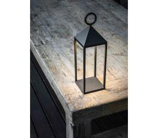 Argus Transportabel Bordlampe H47 cm 1 x SMD LED 2W - Mørkegrå