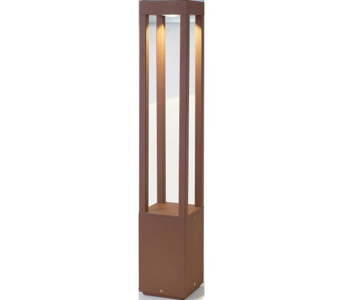 Image of   Agra havelampe H65 cm 1 x COB LED 10W - Rust