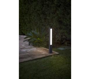 Nanda havelampe H80 cm 1 x SMD LED 12,5W - Mørkegrå