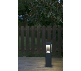 Naya havelampe H50 cm 1 x SMD LED 8W - Mørkegrå