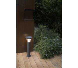 Shelby havelampe H63 cm 1 x SMD LED 10W - Mørkegrå