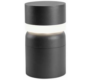 Sete havelampe H25 cm 1 x SMD LED 6W - Mørkegrå