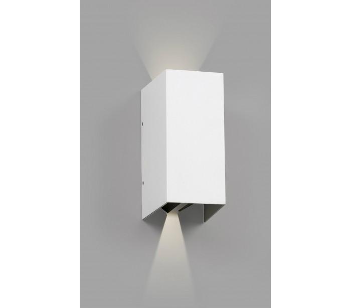 Image of   Blind væglampe 2 x COB LED 6W - Hvid