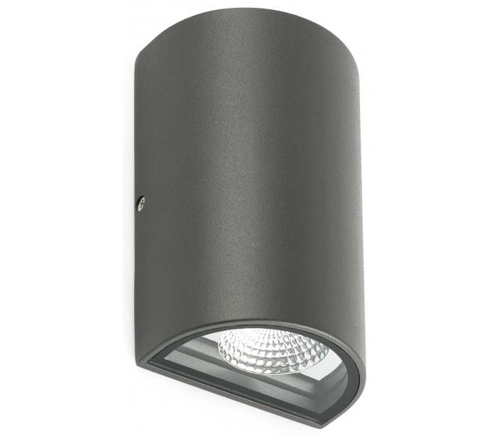 tikamoon – Lace væglampe 1 x high power led 6w - mørkegrå på lepong.dk