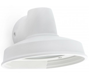 Bronx væglampe 1 x GU10 - Hvid