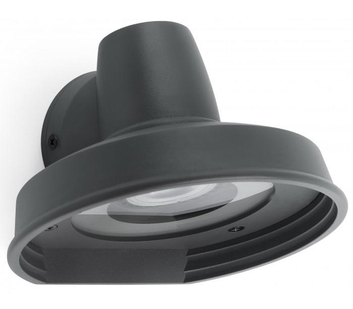 Image of   Bronx væglampe 1 x GU10 - Mørkegrå