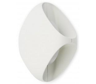 BU-OH væglampe 1 x SMD LED 12W - Hvid