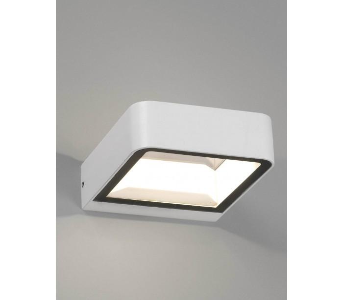 Image of   Axel væglampe 1 x COB LED 6W - Hvid