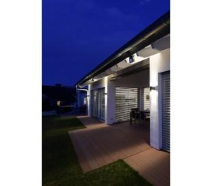 Cubodo II up-down væglampe 14W LED - Antracit