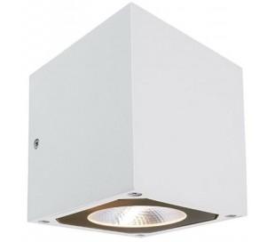 Cubodo II up-down væglampe 14W LED - Hvid