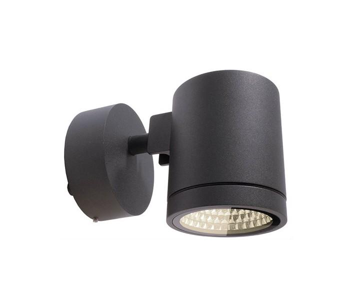 deko light – Mobby ii væglampe 9w led - antracit fra lepong.dk