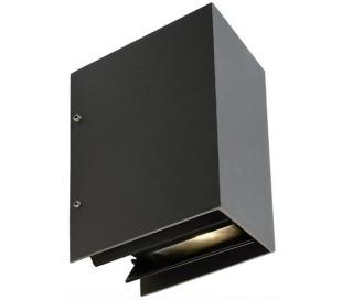 Arcturus I væglampe 5,5W LED H17,2 cm - Antracit
