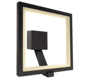 Lyncis væglampe 10W LED H31,5 cm - Antracit