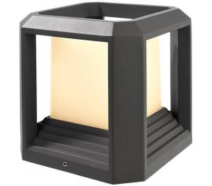 Bootis I bedlampe 12W LED H16,1 cm - Antracit