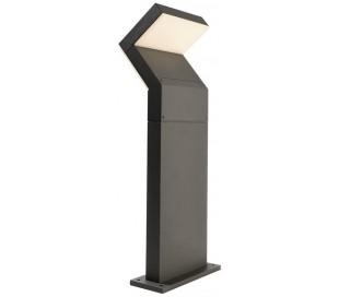 Taygeta bedlampe 16W LED H60 cm - Antracit