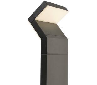 Taygeta bedlampe 16W LED H100 cm - Antracit