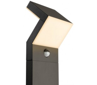Taygeta bedlampe med sensor 16W LED H100 cm - Antracit