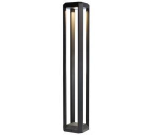 Rukbat bedlampe 12,5W LED H80 cm - Antracit