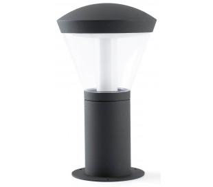 Shelby havelampe H33 cm 1 x SMD LED 10W - Mørkegrå