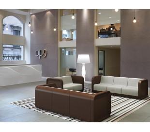 AGATA indendørs gulvlampe i Poleasy H180 x Ø80 cm - Hvid