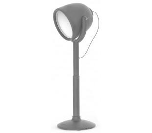 HOLLYWOOD udendørs gulvlampe i Poleasy H220 cm - Grå