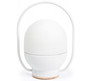 Trådløs bordlampe H20 cm 1 x LED 1-3W Dæmpbar - Hvid