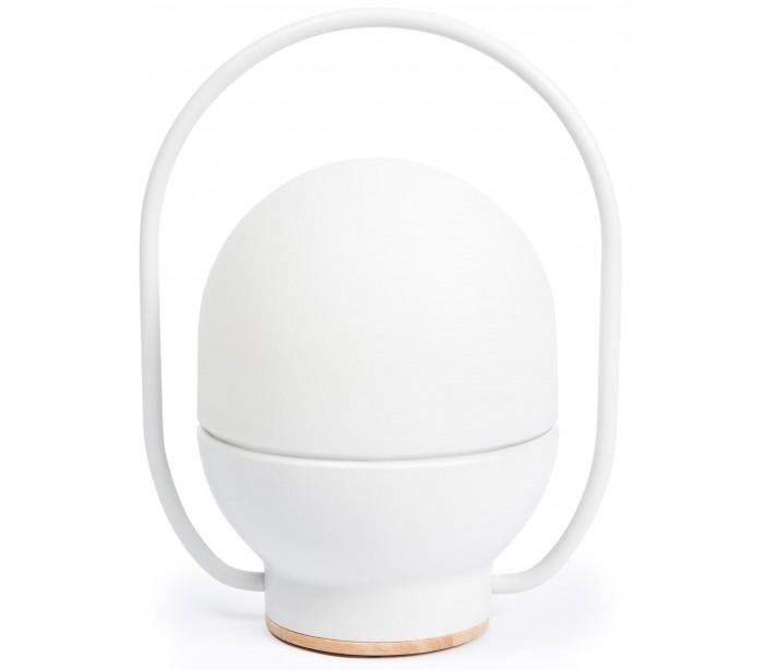 faro barcelona Trådløs bordlampe h20 cm 1 x led 1-3w dæmpbar - hvid fra lepong.dk