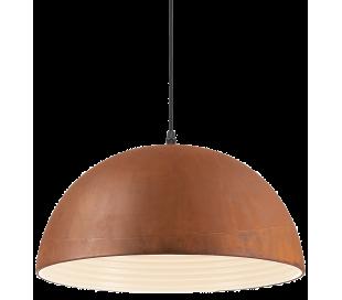 FOLK Loftlampe i metal Ø40 cm 1 x E27 - Corten