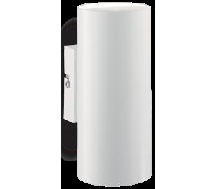 HOT Væglampe i metal H18 cm 2 x GU10 - Hvid