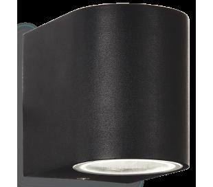 ASTRO Væglampe i aluminium H8 cm 1 x G9 - Sort