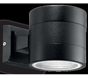 SNIF Væglampe i aluminium H11 cm 1 x G9 - Sort