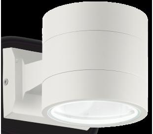 SNIF Væglampe i aluminium H11 cm 1 x G9 - Hvid