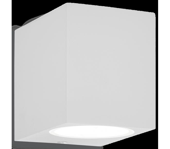 UP Væglampe i aluminium H8 cm 1 x G9 - Hvid