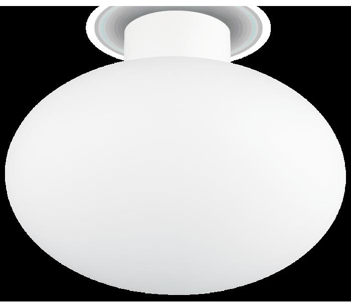 Image of   ARMONY Loftlampe i aluminium og kunststof Ø28 cm 1 x E27 - Hvid