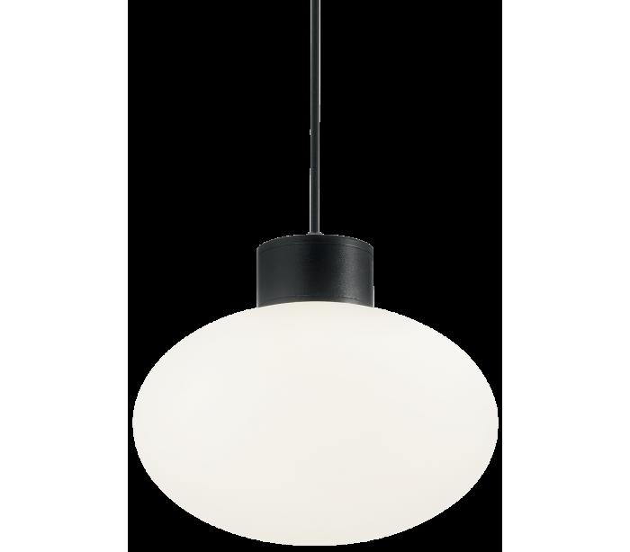 Image of   ARMONY Loftlampe i aluminium og kunststof Ø28 cm 1 x E27 - Sort