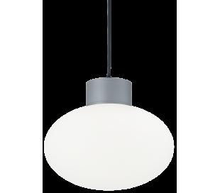 ARMONY Loftlampe i aluminium og kunststof Ø28 cm 1 x E27 - Grå